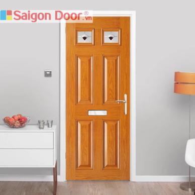 So sánh cửa nhựa Composite, cửa gỗ công nghiệp, cửa nhựa ABS