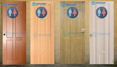 Báo giá cửa nhựa nhà vệ sinh tại Hậu Giang