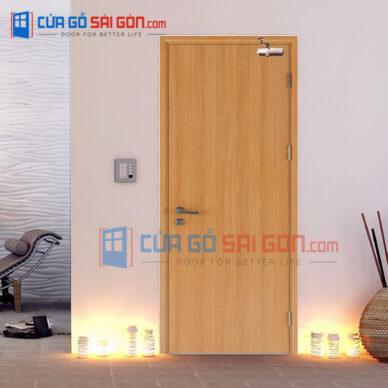 So sánh cửa gỗ chống cháy và cửa thép chống cháy